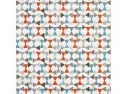 Dětské papírové tapety 72850251, rozměry 0,53 x 10,05 m Tapety Summer Camp