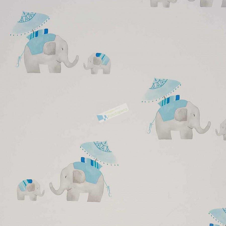 Dětské vliesové tapety 9810252, rozměry 0,53 x 10,05 m   Dětské tapety na zeď Tapety Abracadabra