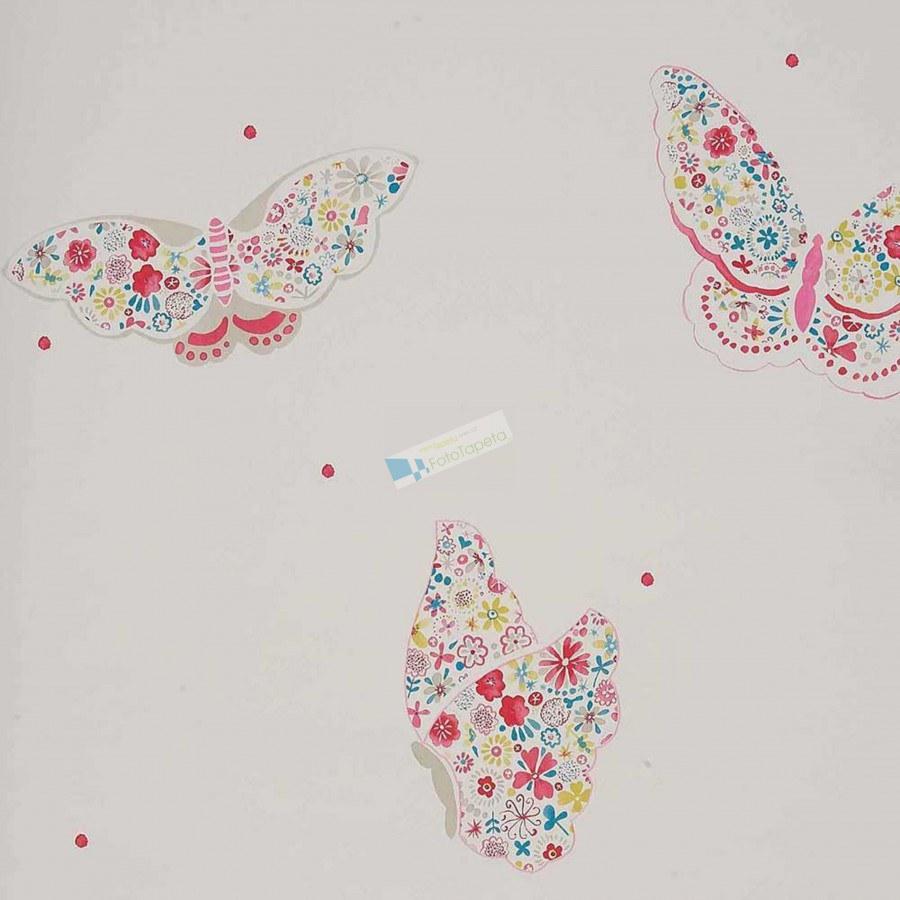 Dětské vliesové tapety 9850260, rozměry 0,53 x 10,05 m   Dětské tapety na zeď Tapety Abracadabra