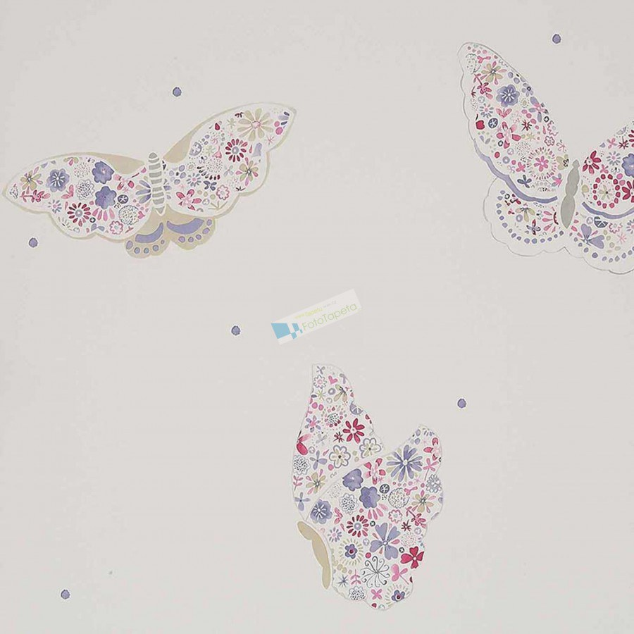 Dětské vliesové tapety 9850365, rozměry 0,53 x 10,05 m   Dětské tapety na zeď Tapety Abracadabra