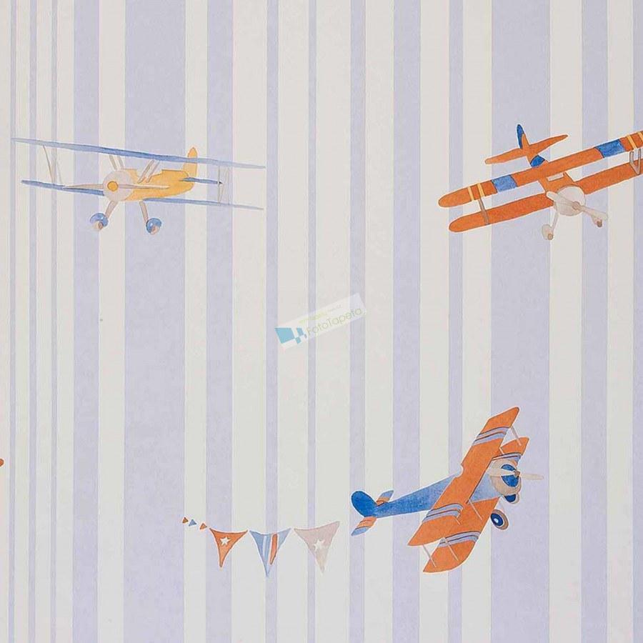 Dětské vliesové tapety 9880121, rozměry 0,53 x 10,05 m   Dětské tapety na zeď Tapety Abracadabra