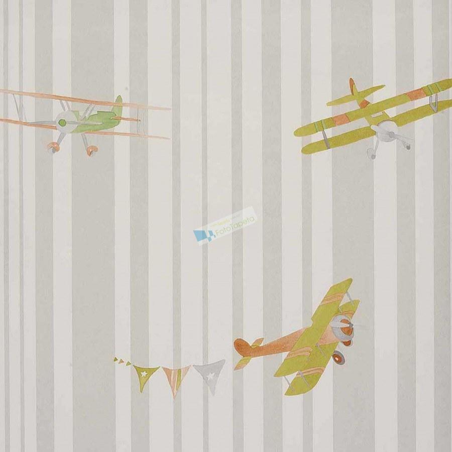Dětské vliesové tapety 9880232, rozměry 0,53 x 10,05 m   Dětské tapety na zeď Tapety Abracadabra