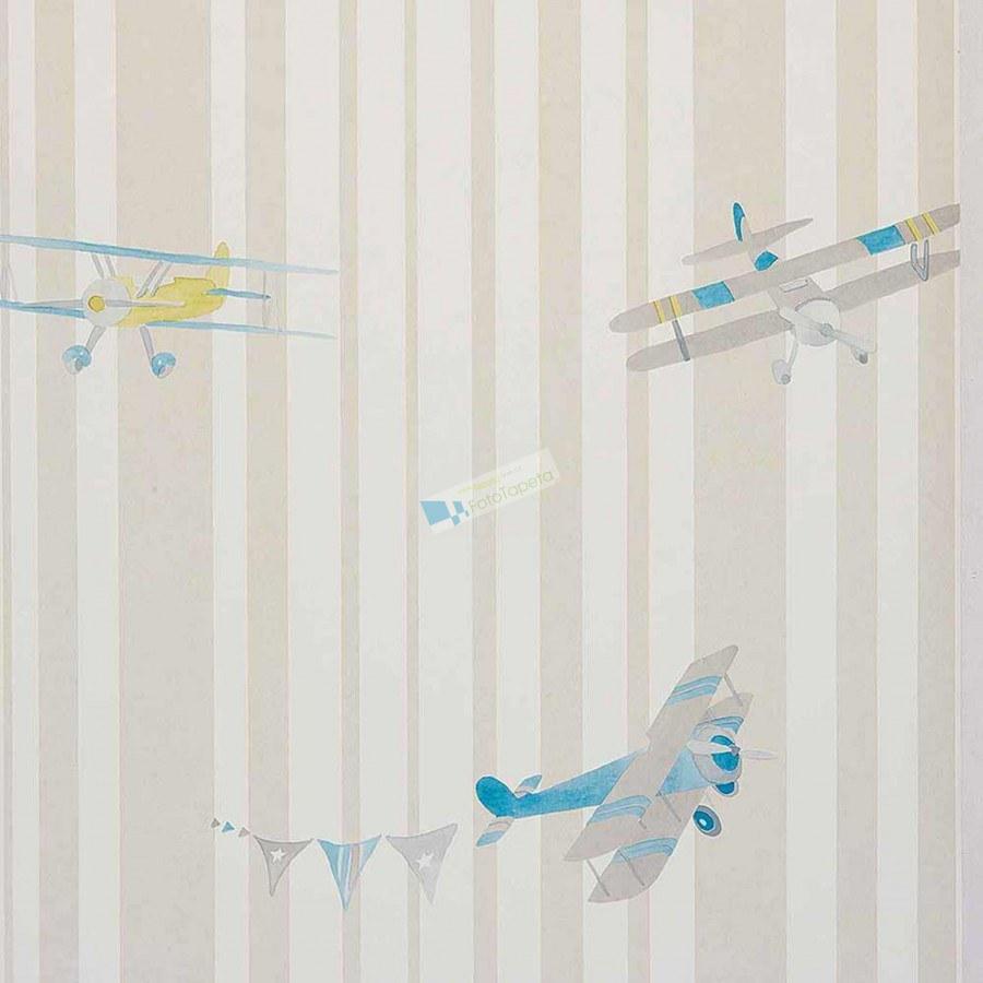Dětské vliesové tapety 9880343, rozměry 0,53 x 10,05 m   Dětské tapety na zeď Tapety Abracadabra