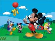 Fototapeta Mickey Mouse FTDNXXL-XXL5002, rozměry 360 x 270 cm Fototapety pro děti - Fototapety dětské vliesové
