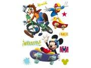 Maxi nálepka Mickey Mouse freestyle AG Design DK-0855, rozměry 85 x 65 cm Dekorace Mickey Mouse