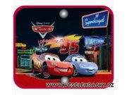 Stínítko do auta Cars a Sally, rozměry 36 x 44 cm Roletky stínítka do auta