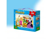 Puzzle Popelka Akce