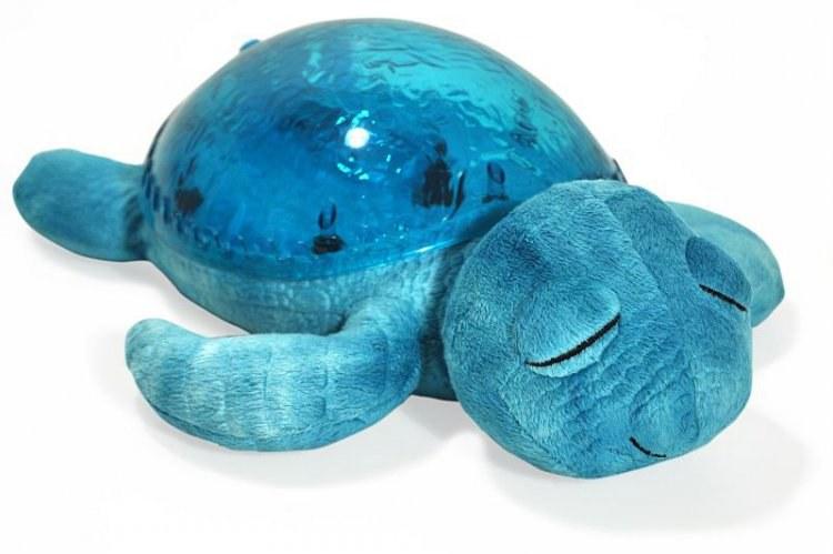 Uklidňující Želvička Aqua CB7423AQ, rozměry 27 x 19 cm | Dětské světla Světla ostatní