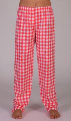 Dětské pyžamové kalhoty Tereza - Dívčí pyžama s dlouhým rukávem