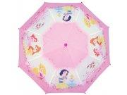 Dětský deštník Princezny TM, velikost 92 cm Deštníky pro děti