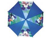 Deštník Mickey Mouse manual 76 cm Deštníky pro děti