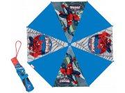 Dětský skládací deštník Spiderman Deštníky pro děti