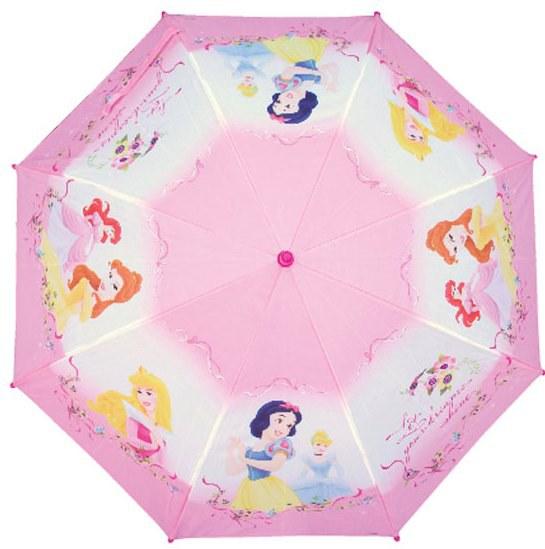 Dětský deštník Princezny TM, velikost 92 cm - Deštníky pro děti