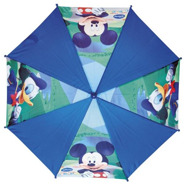 Deštník Mickey Mouse manual 76 cm - Deštníky pro děti