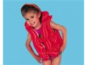 Plavací vesta červená Akce