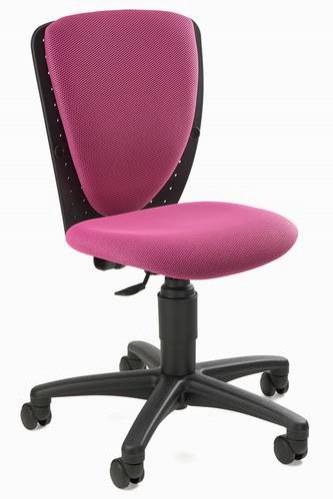 Dětská stavitelná židle RŮŽOVÁ - Dětské stavitelné židle