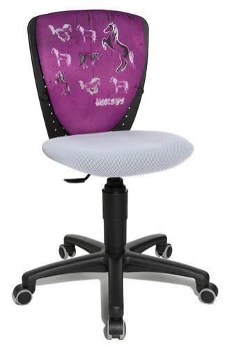 Dětská židle Scool Koně - Dětské stavitelné židle