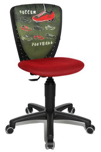 Dětská židle Scool Fotbal - Dětské stavitelné židle