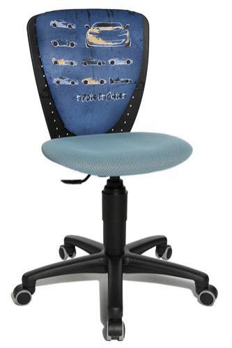 Dětská židle Scool Auta - Dětské stavitelné židle