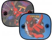 Stínítko na přísavky Spiderman Roletky stínítka do auta