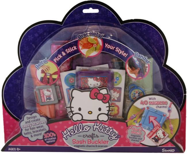 Hello Kitty kreativní sada - Akce