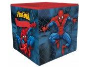 Mini box Spiderman D34068, rozměry 20 x 20 x 20 cm Dekorace Spiderman
